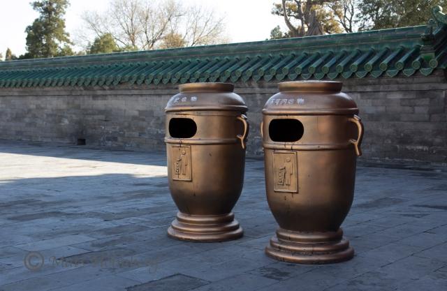 Foto Mats Holmberg Lyxiga soptunnor Peking