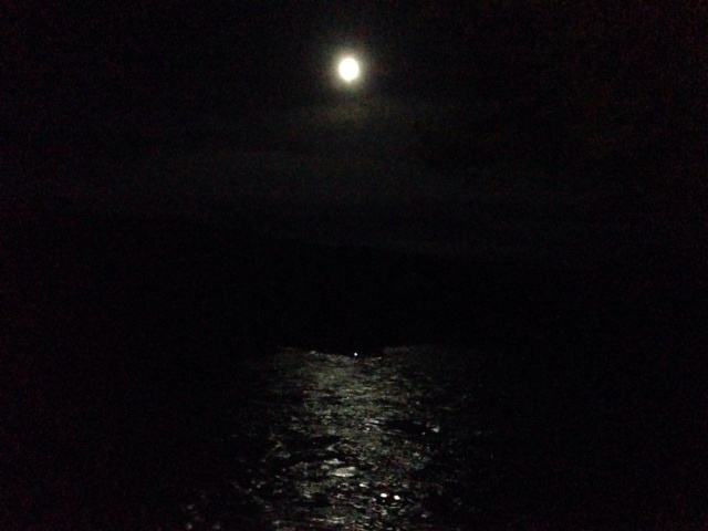 The Moon and the River