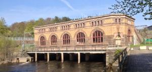 Vattenkraftverket vid Jonsered