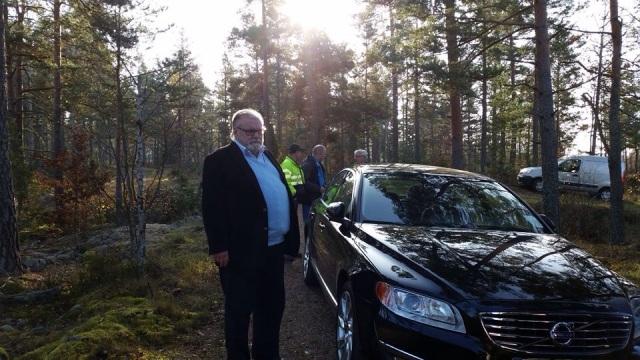 Stefan Carlsson, Landshövding vid Länsstyrelsen i Kalmar Län