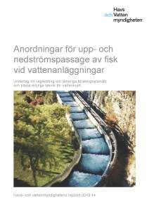 rapport-2013-14-anordningar-för-upp-och-nedströmspassage
